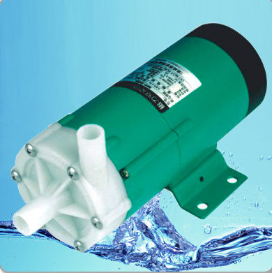 Magnetic Drive Pumps Inline Chemical Liquids MP-20RXM